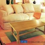 Small rectangular table CT 103